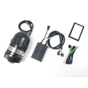 プロテック(PROTEC) FLH-870 バイク用プロジェクターLEDヘッドライト(Hi/Lo切替)ボルト無し 6000K 65870|terranet