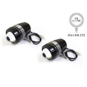 プロテック 自動車用LEDフォグライト FLH-533 (REVセンサー無し 左右1set) ボルト方向【下】 68533-D|terranet