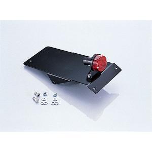 キタコ(KITACO) エイプ50用 フェンダーレスキット 丸・ミニテール 691-1122010|terranet