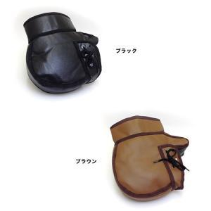 OSS(大阪繊維資材株式会社) 防寒ハンドルカバー [ブラック]BHC01(BHC-01) / [ブラウン]BHC02(BHC-02)|terranet