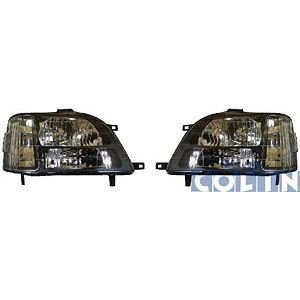 COLIN ヘッドライト フェイスチェンジキット ステップワゴン RF1/RF2用 [ブラック] HHRF1STP-B-CC-01 (HO1-803)|terranet