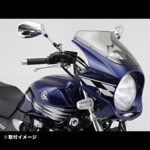 デイトナ(DAYTONA) AR Breaker ビキニカウル 塗装済みセット XJR1300用('07) ブルーストロボ 70076|terranet
