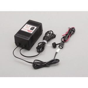 デイトナ オートバイ用バッテリー維持(微弱)充電器+防塵キャップ付き車体配線セット(DAYTONA)71199|terranet
