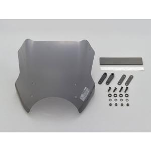 デイトナ(DAYTONA) Blast Barrier X(ブラストバリアX) スクリーン本体 スモーク 71539|terranet