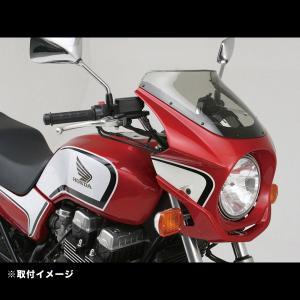 デイトナ(DAYTONA) AR Breaker ビキニカウル 塗装済みセット CB750用('04〜'08) レッド/ホワイト 71950|terranet