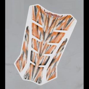デイトナ(DAYTONA) PRO GLIP タンクパッド #5008 オレンジ 74251|terranet