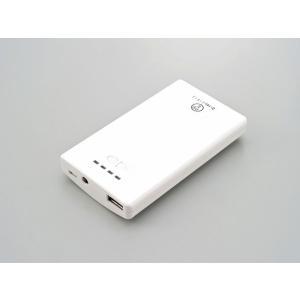 デイトナ(DAYTONA) ヘンリービギンズ(HenlyBegins) 電熱ウエア テラヒート(HBH-001/HBH-002/HBH-004/HBH-005)用オプション バッテリー/USB ホワイト 91480 terranet