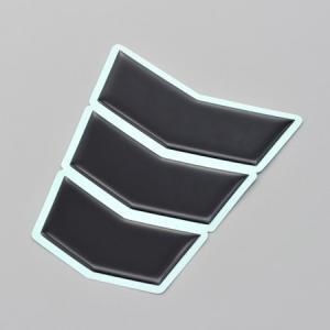 デイトナ(DAYTONA) タンクパッド 3ピース Lサイズ ブラック 94873|terranet