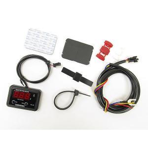 プロテック DG-HD02 HARLEY(ハーレー) スポーツスターXL1200['07〜]専用精密燃料計 デジタルフューエルマルチメーター(フューエルメーター) 11509 terranet