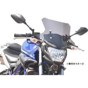 af-asahi(旭風防 旭精器製作所) MT-03 / MT-25用 メーターバイザー(スクリーン)MT-25 terranet