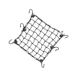 ●最強フックと、大幅伸縮ゴムでガッチリ荷物をホールド●マス目が細かく伸縮率が抜群。ゴムの伸び率約20...