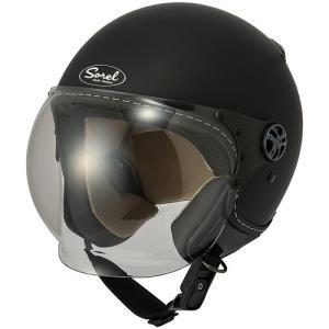 シレックス(Silex) SOREL レディースヘルメット M / SHINE BLACK (マッドシャインブラック) ZS211K-SMBM terranet