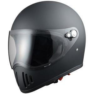 シレックス(Silex) RAIJIN(雷神)ヘルメット MAD SHINE BLACK (マッドシャインブラック) Mサイズ ZS728-MBM terranet