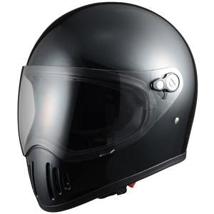 シレックス(Silex) RAIJIN(雷神)ヘルメット PEARL BLACK (パールブラック) Lサイズ ZS728-PBL terranet