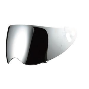 シレックス(Silex) RAIJIN(雷神)ヘルメット用シールド シルバーミラー ZS728S-SVM terranet