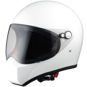シレックス(Silex) FUJIN(風神)フルフェイスヘルメット PEARL WHITE (パールホワイト) Mサイズ ZS730-PWM terranet