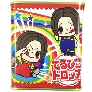 てるひこ ドロップ メロン味 いちご味 函館 ゆるキャラ ご当地|teruhiko