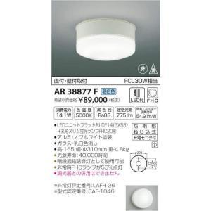 施設照明階段通路誘導灯[LED昼白色]AR38877F|terukuni