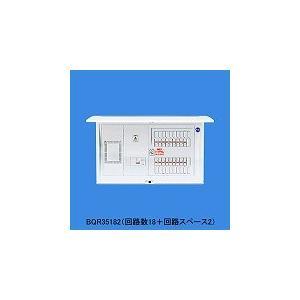 BQR34102 コスモパネルコンパクト21 分電盤  標準タイプ リミッタースペース付 10+2 40A  あすつく パナソニック|terukuni