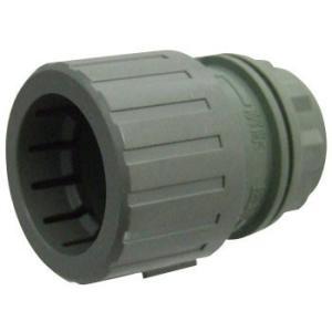 DMP22K PF管用付属品  PF管用速結コネクタ 呼び22 ウォームグレイ あすつく パナソニック|terukuni