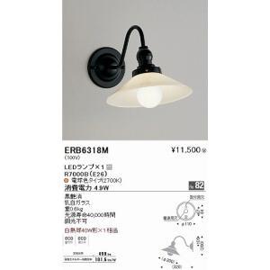 ブラケット和風大正レトロブラケット[LED電球色]ERB6318M terukuni