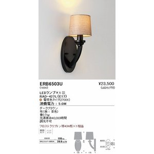 ERB6503U ENDO ブラケット [LED電球色]