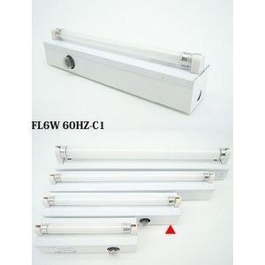 FL6W60HZ-C1 照国電機株式会社 トラフ型ベースライト [C1] 6ワット 60ヘルツ [蛍光灯白色]
