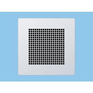 電材商品換気扇専用部材ルーバー 十字格子タイプ 樹脂製(PP樹脂) スプリング式着脱27タイプ用 色:ホワイトFY-27L56あすつく terukuni