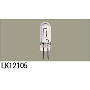 LK12105 パナソニック   5形キセノン電球 (クリア)(12V用)(G4)|terukuni