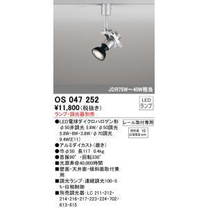 OS047252 Single Action AdjustableVintage  プラグタイプ  スポットライト  [E11][アルミダイカスト磨き][ランプ別売] オーデリック|terukuni