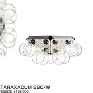 FLOSTARAXACUM 88 C/Wタラクサカムシーリングライト[白熱灯]TARAXACUM88C terukuni