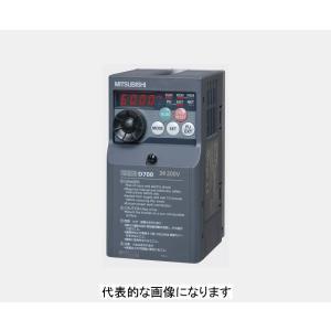 三菱電機 インバーター FR-D720-0.75K