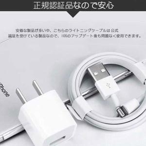 Apple純正ケーブル iPhone 充電ケー...の詳細画像3
