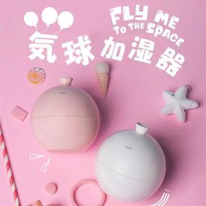 ミニ加湿器 空気加湿器 車用 mini 気球加湿器 女性 可愛い 静か|teruyukimall