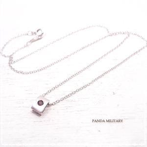 とっても小さなジャパンネックレス PANDA MILITARY ミリタリージュエリー☆ 自衛隊|tesorocoltd