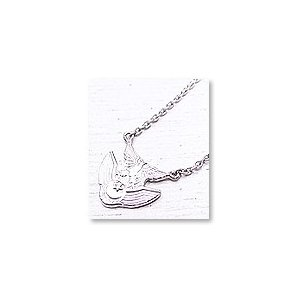 p-059-n レディース航空自衛隊ネックレス PANDA MILITARY ミリタリージュエリー|tesorocoltd
