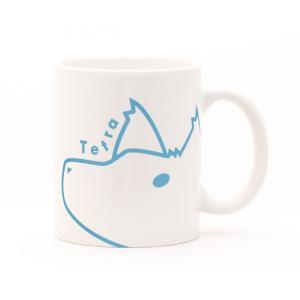 ひょっこりマグカップ(てとら)|tetrastyleshop