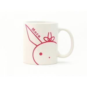 ひょっこりマグカップ(モカ)|tetrastyleshop