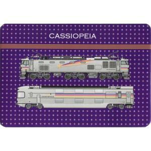 寝台特急 カシオペア マウスパッド  鉄道ファンにオススメ。  あの人気列車がデザインされたマウスパ...