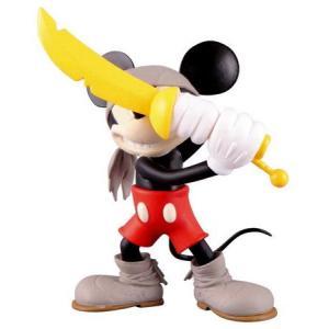 Roen パイレーツミッキーマウス UDF メディコムトイ ロエンコレクション フィギュア|texas4619