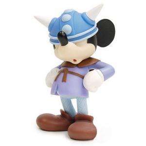 VCD ミッキーマウス バイキング メディコムトイ フィギュア|texas4619