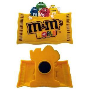 M&M'S エムアンドエムズ マグネットクリップ アメリカ雑貨 アメリカン雑貨|texas4619