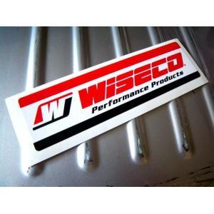 レーシングステッカー(WISECO) アメリカ雑貨 アメリカン雑貨|texas4619
