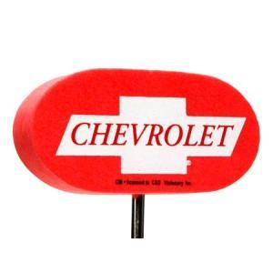 アンテナトッパー CHEVROLET シボレー カーアクセサリー 車用品 アメリカ雑貨 アメリカン雑貨|texas4619