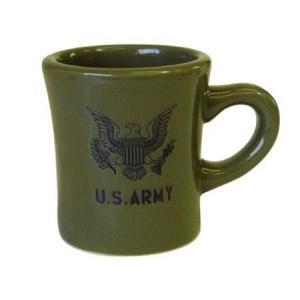 ミリタリーセラミックマグ(U.S. ARMY) マグカップ アーミー アメリカ雑貨 アメリカン雑貨|texas4619