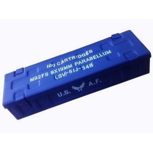 ミリタリーペンケース(U.S. AIR FORCE) 筆箱 エアフォース アメリカ雑貨 アメリカン雑貨|texas4619