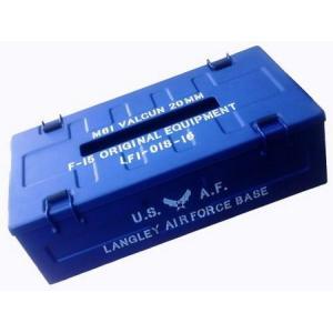 ミリタリーティッシュケース(U.S. AIR FORCE) エアフォース アメリカ雑貨 アメリカン雑貨|texas4619