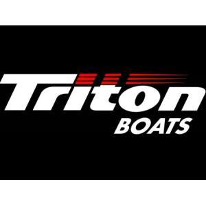 Triton BOATS デカール ステッカー バスフィッシング 釣り アメリカ雑貨 アメリカン雑貨|texas4619