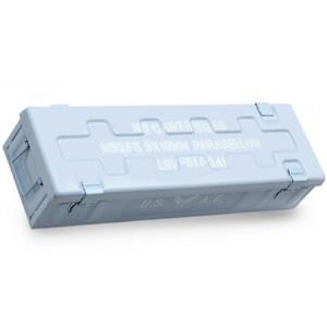 ミリタリーペンケース(U.S. AIR FORCE ブルーグレー) 筆箱 エアフォース アメリカ雑貨 アメリカン雑貨 texas4619