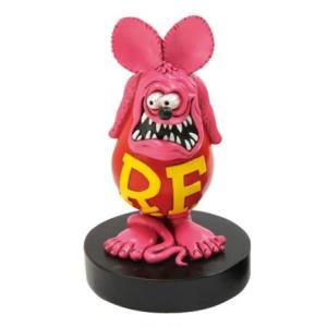 ラットフィンク ボビングドール(M SIZE) ピンク RAT FINK フィギュア アメリカ雑貨 アメリカン雑貨|texas4619